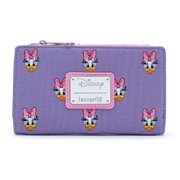Disney Daisy Canvas Wallet