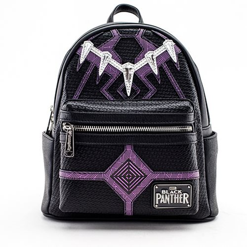 Black Panther Mini Backpack