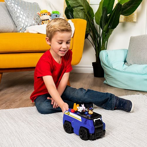 PAW Patrol Chase's Ride 'n' Rescue Police Cruiser Playset