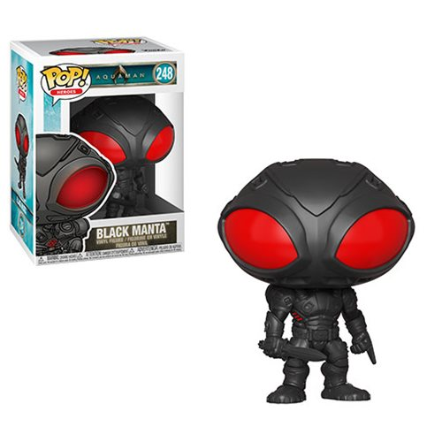 Aquaman Black Manta Pop! Vinyl Figure #248