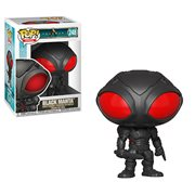 Aquaman Black Manta Pop! Vinyl Figure #248, Not Mint
