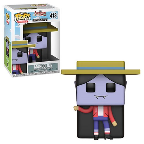 Minecraft: Adventure Time Marceline Pop! Vinyl Figure #413