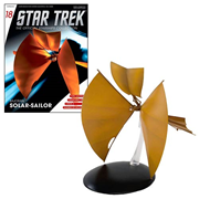Star Trek Starships Bajoran Solar Sailor Vehicle with Collector Magazine