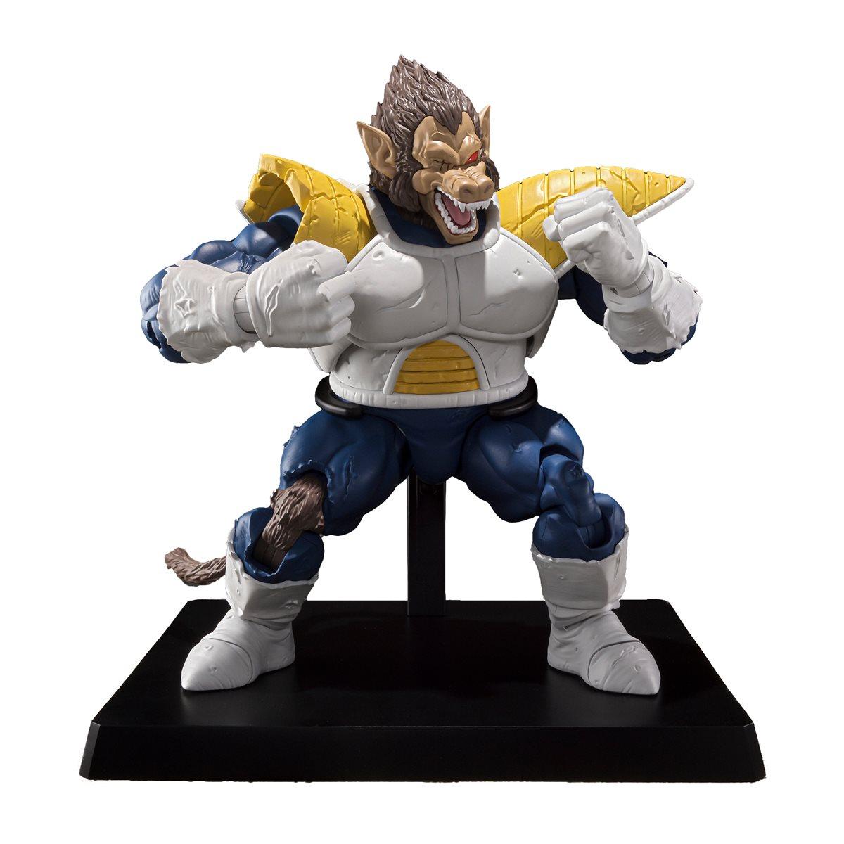 Dragon Ball Z Super Saiyan Great Ape Vegeta Figuration Battle Figure Anime Toy