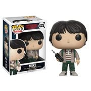 Stranger Things Mike with Walkie Talkie Pop! Vinyl Figure, Not Mint