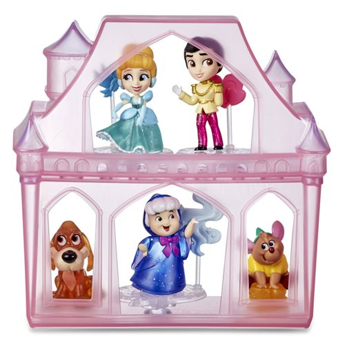 Disney Princess Comics Surprise Adventures Cinderella Doll