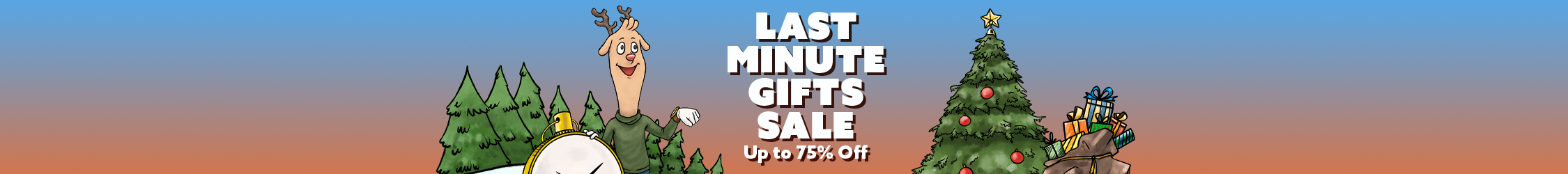 Last Minute Gifts Sale 2020