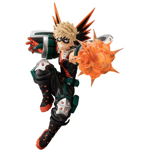 My Hero Academia Katsuki Bakugo Next Generations! Feat. Smash Rising Ichiban Statue