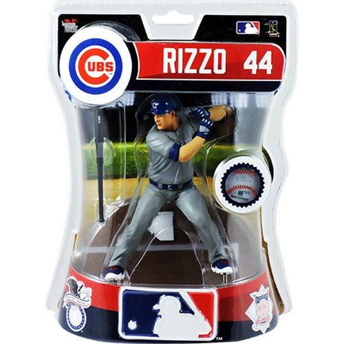 MLB Chicago Cubs Anthony Rizzo 6-Inch Action Figure