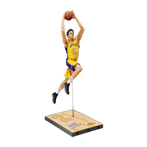 NBA SportsPicks Series 32 Lonzo Ball Action Figure