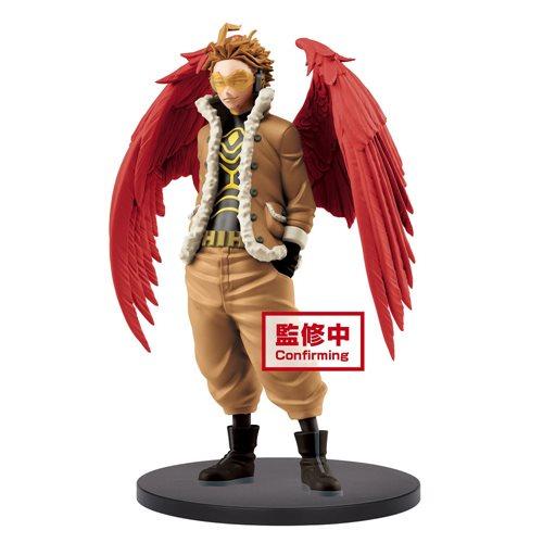 My Hero Academia Hawks Age of Heroes Statue