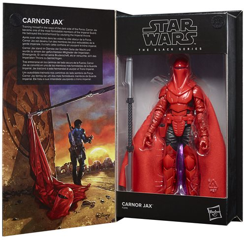 Star Wars The Black Series Kir Kanos 6-Inch Action Figure