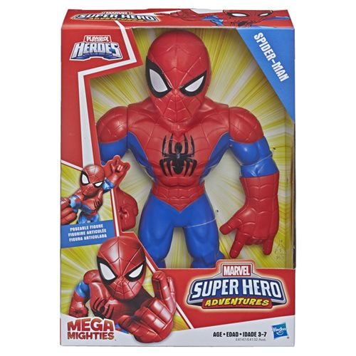 Marvel Mega Mighties 12-Inch Action Figures Wave 3 Case