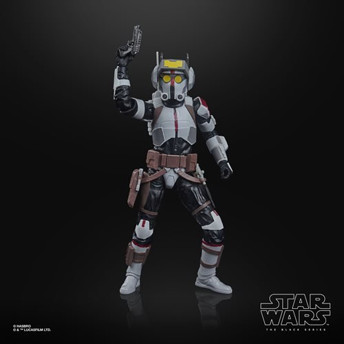 Star Wars The Black Series Tech 6-Inch Action Figure