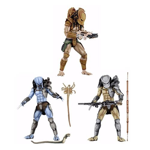 Alien vs. Predator Arcade Version Action Figure Case