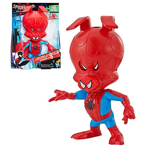 Spider-Man Into the Spider-Verse Spin Vision Spider-Ham Action Figure
