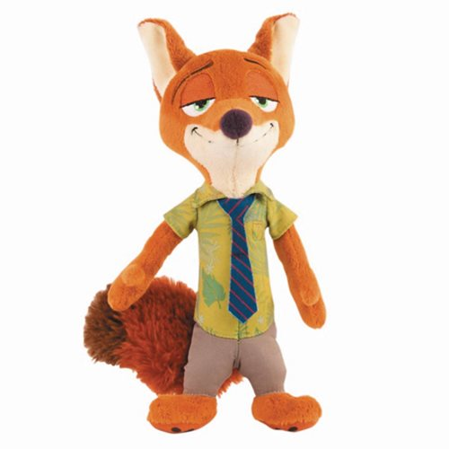 Zootopia Nick Wilde Large Plush