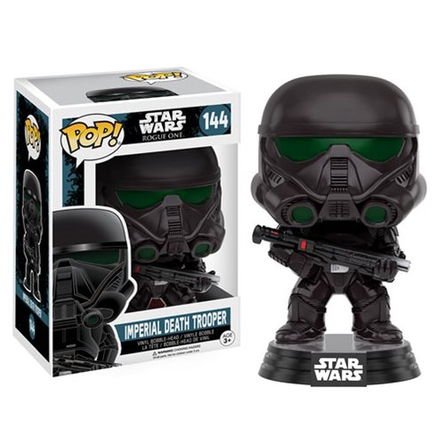 Star Wars Rogue One Imperial Death Trooper Pop! Vinyl Bobble Head