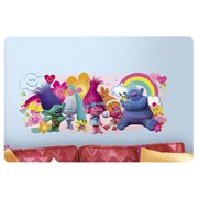 Trolls Peel and Stick Giant Wall Decal
