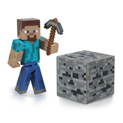 Minecraft Core Steve Action Figure