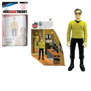 The Big Bang Theory / Star Trek: The Original Series Leonard 3 3/4-Inch Action Figure Series 2 - Convention Exclusive