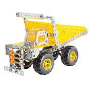 Steel Works Dump Truck Vehicle