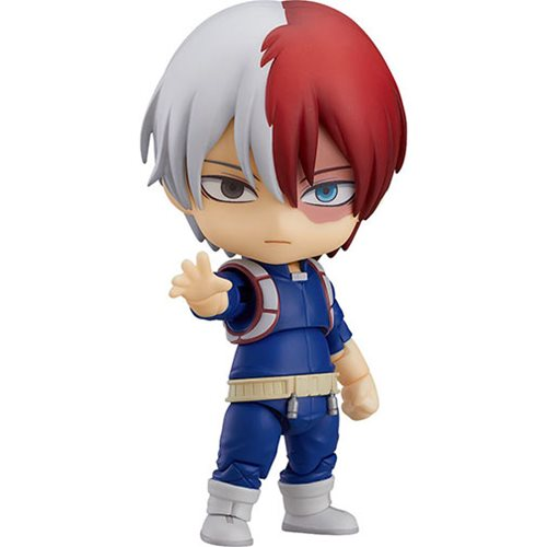 My Hero Academia Shoto Todoroki: Hero's Edition Nendoroid Action Figure