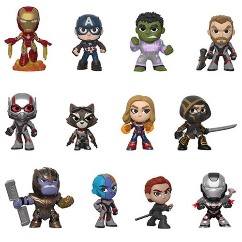 Avengers: Endgame Mystery Minis Display Case