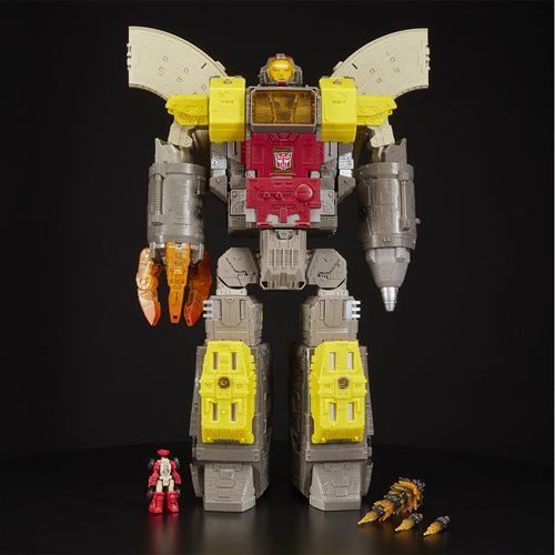 Transformers Generations War for Cybertron: Siege Titan Omega Supreme