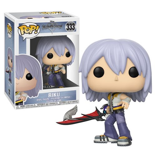 Kingdom Hearts Riku Pop! Vinyl Figure #333
