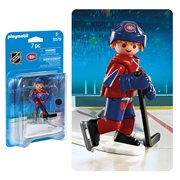 Playmobil 5079 NHL Montreal Canadiens Player Action Figure