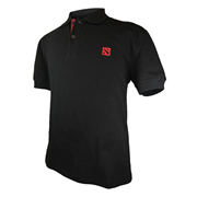Defense of the Ancients 2 Emblem Black Polo Shirt