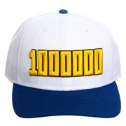 My Hero Academia Lemillion Pre-Curved Snapback Hat