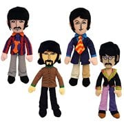 Beatles Yellow Submarine Band Member Plush Box Set