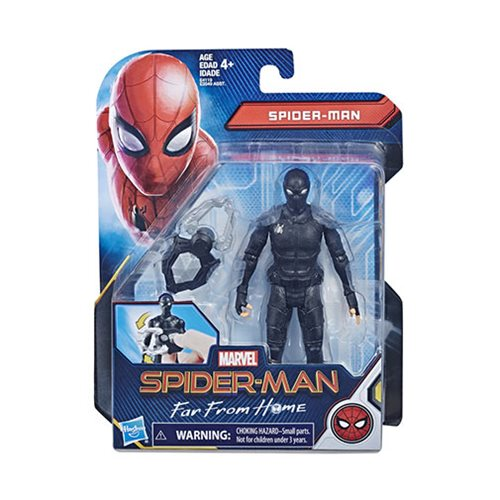 Spider-Man: Far From Home 6-Inch Action Figures Wave 1 Case