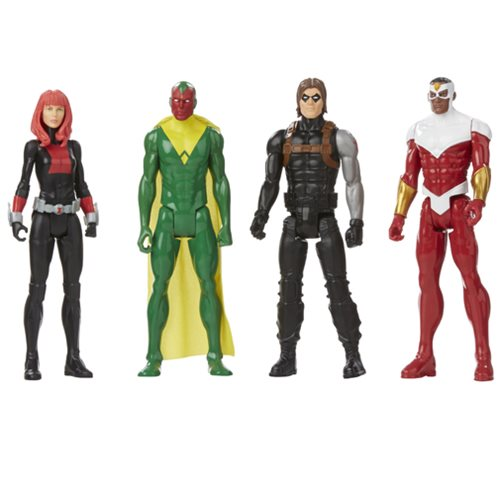 Avengers Titan Hero B 12-Inch Action Figures Wave 1 Case