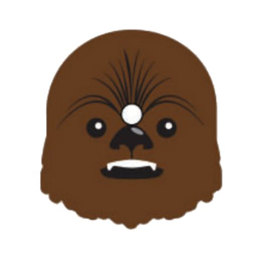 Star Wars Chewbacca Key Cap