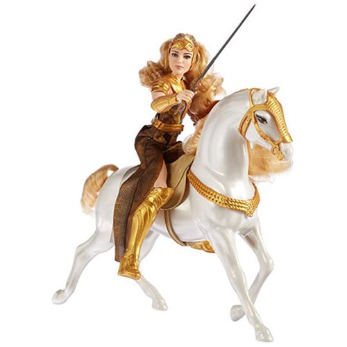 Wonder Woman Queen Hippolyta and Horse 2-Pack , Not Mint
