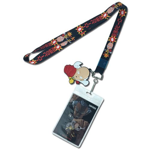 One-Punch Man Lanyard