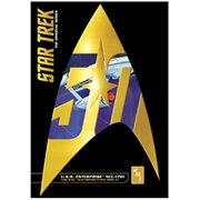 Star Trek Classic U.S.S. Enterprise 50th Anniversary Model Kit