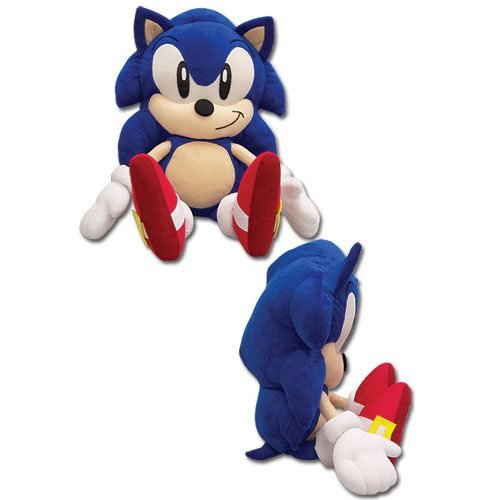 Sonic the Hedgehog Sonic Cuddle Plush Pillow