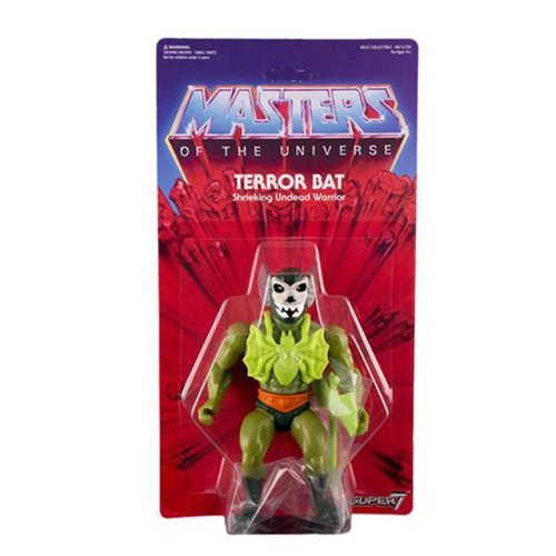 Masters of the Universe Terror Bat Vintage Action Figure