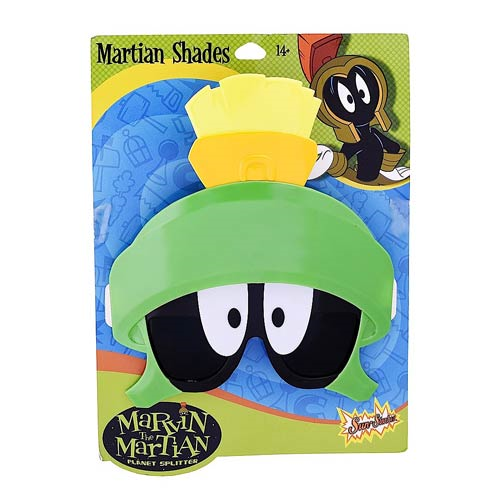 Looney Tunes Marvin the Martian Sun-Staches