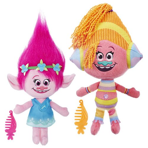 Trolls Talkin Trolls Doll Wave 1 Case