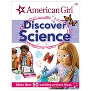 American Girl: Discover Science Hardcover Book