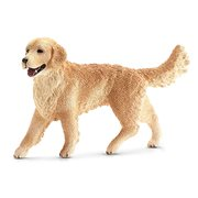 Farm World Golden Retriever Collectible Figure