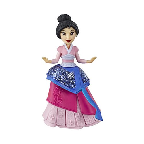 Disney Princess Small Doll Clips Wave 2 Case