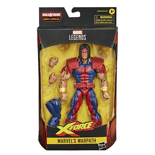 Deadpool Marvel Legends Marvel's Warpath 6-inch Action Figure