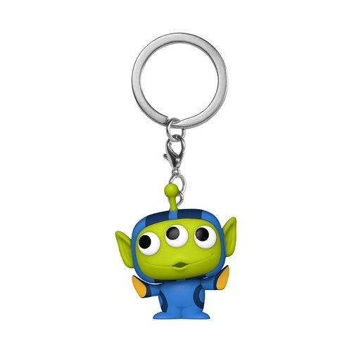 Pixar 25th Anniversary Alien as Dory Pocket Pop! Key Chain