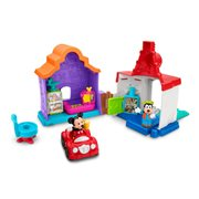 Disney Little People Goofy's Garage and Diner Playset